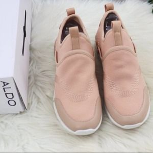 New in Box ALDO Pink Tennis Shoes
